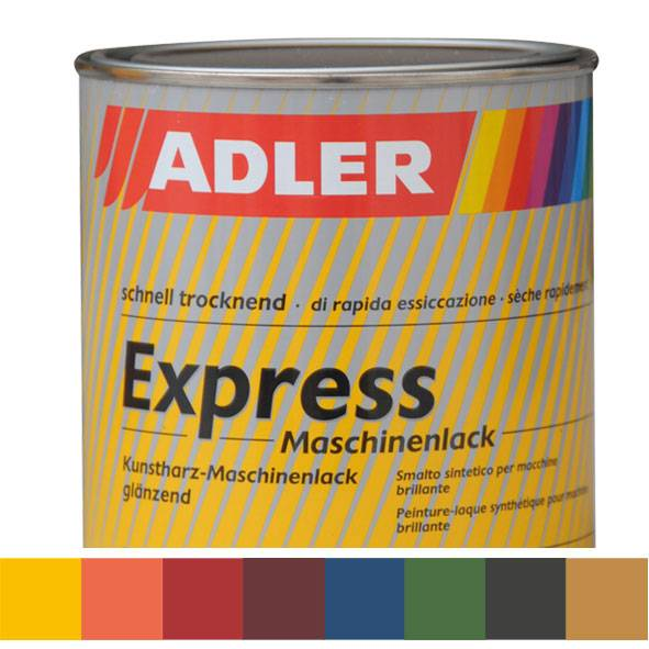 Fast-drying synthetic machine paint, Express-Maschinenlack