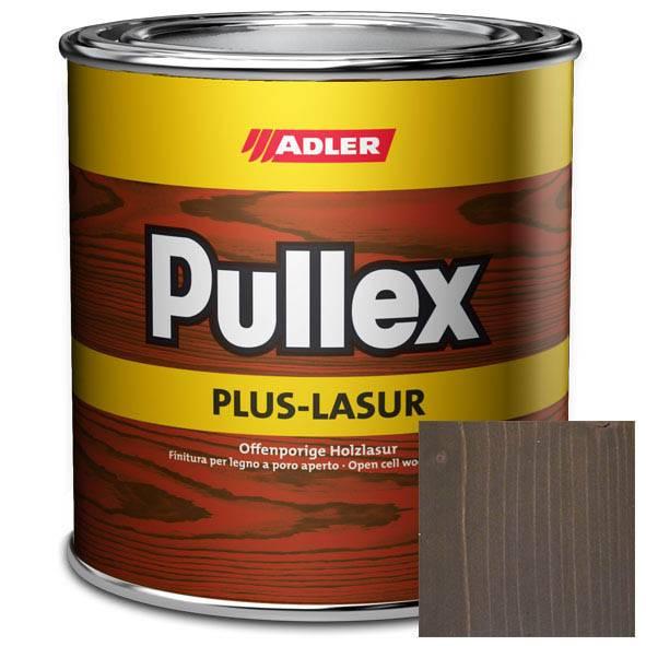 Wood glaze Pullex Plus-Lasur, silver back