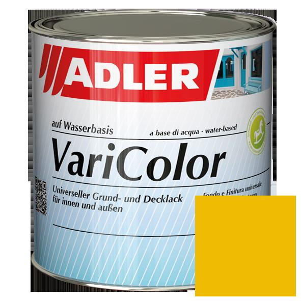 Acrylic varnish ADLER Varicolor Colza yellow RAL1021