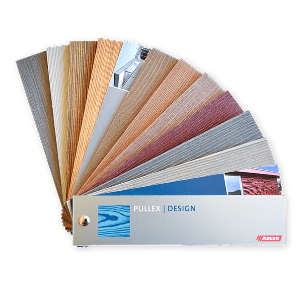 Vzorník Pullex Design - efektní lazury