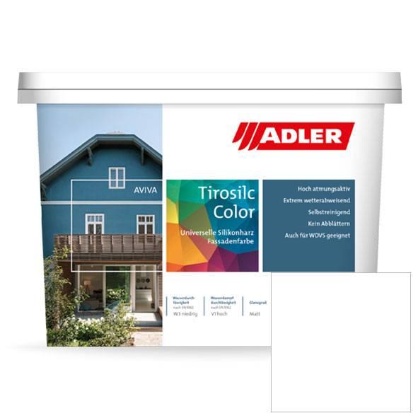 Aviva Tirosilc-Color facade paint, white