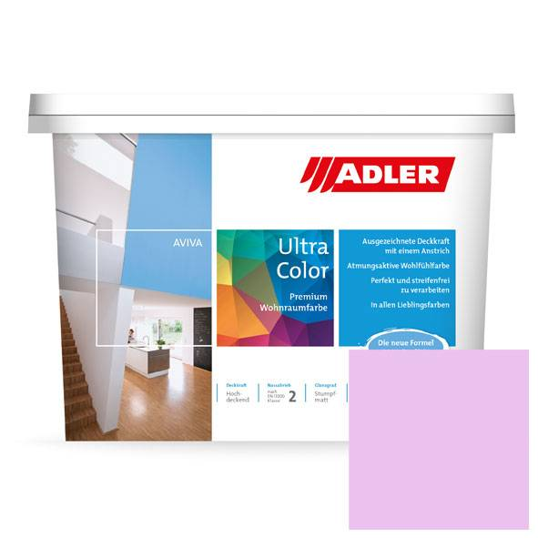 Premium wall paint Aviva Ultra-Color Forget-me-not C12-049-3