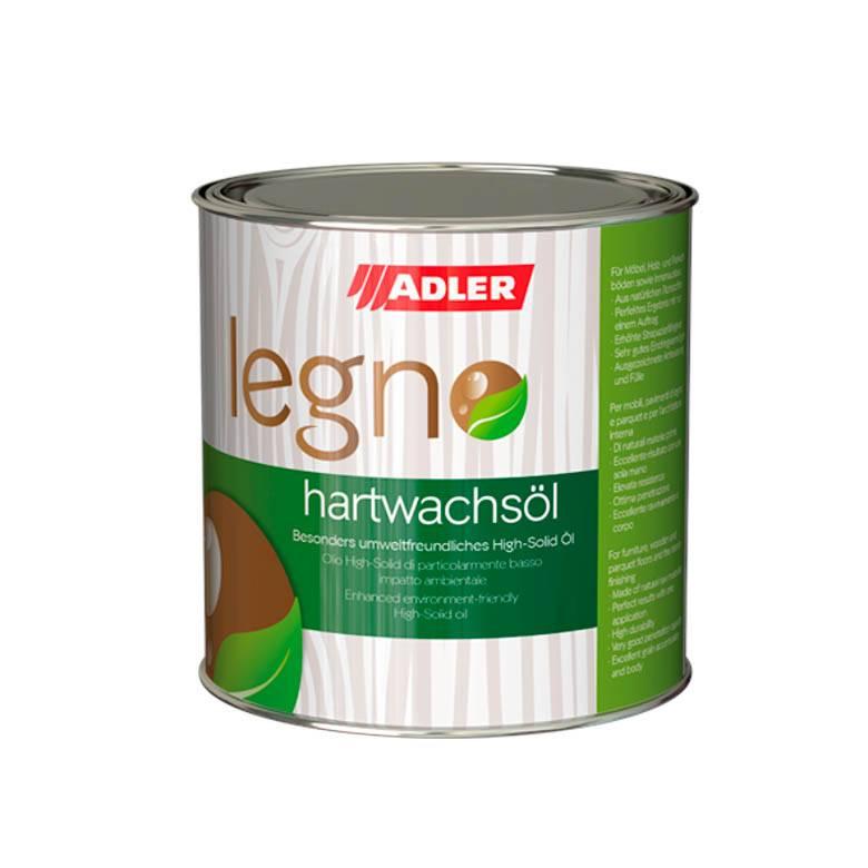 Legno-Hartwachsöl - tvrdý voskový olej