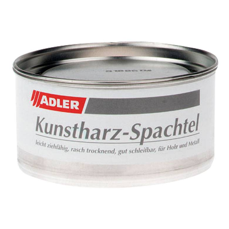 Synthetic resin wood filler, Kunstharzspachtel