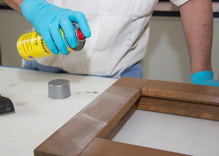 Renovace oken pomocí renovačního systému Pullex