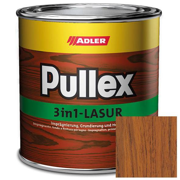 Pullex 3in1 preservative wood glaze, Teak