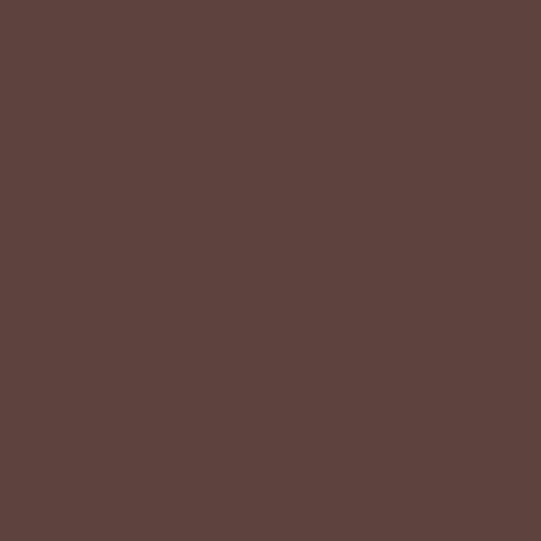 RAL 8016 - mahagonová hnědá