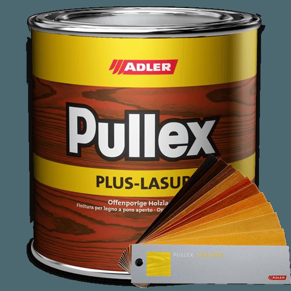 Wood glaze Pullex Plus-Lasur, outdoors