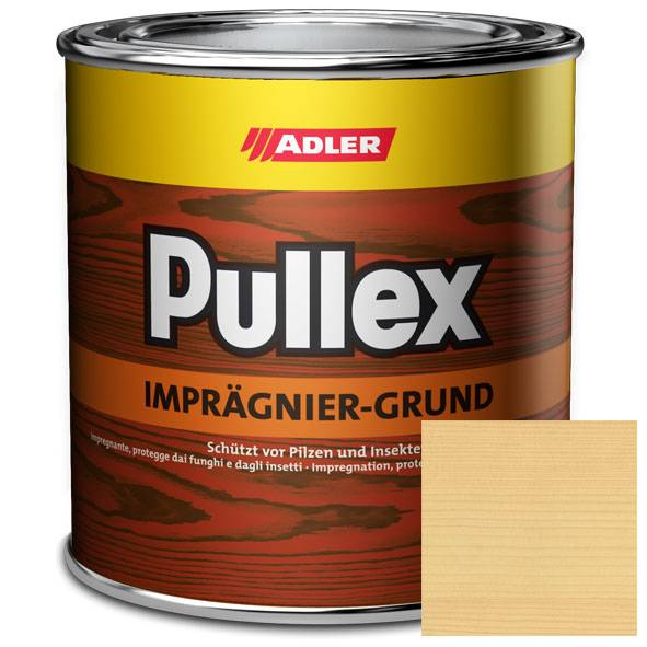Preservative wood impregnation, colourless, Pullex Imprägnier-Grund