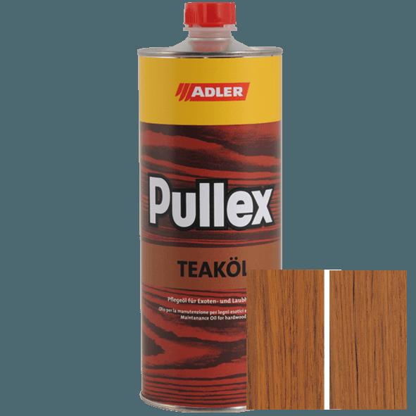 Pullex Teaköl - teakový olej na zahradní nábytek