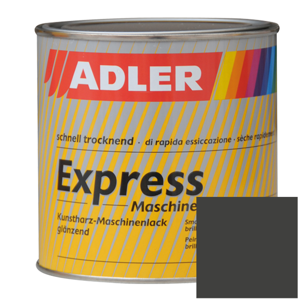 Express machine paint, 73 black (Express-Maschinenlack)