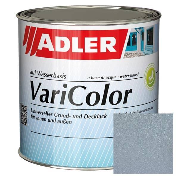 Acrylic varnish ADLER Varicolor E20 Telegrey 2, (rough glimmering texture)