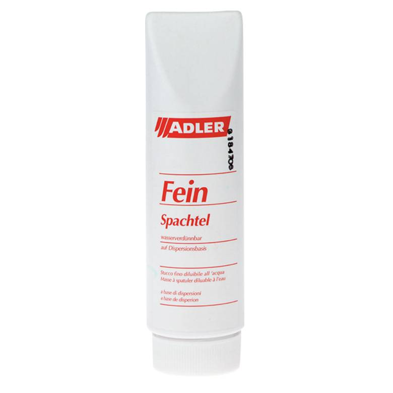 Universal fine filler for wood and masonry, Feinspachtel