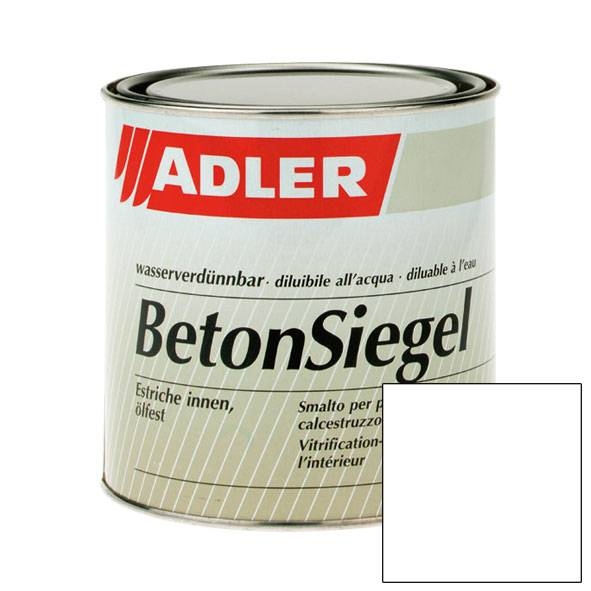 1-component concrete sealant, white, Beton-Siegel