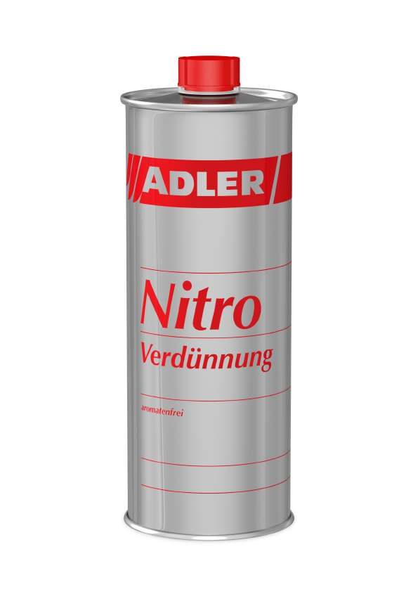 Nitro-Thinner, free of aromatic substances