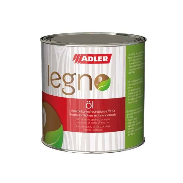 Legno-Öl - bezbarvý a bílý olej na dřevo