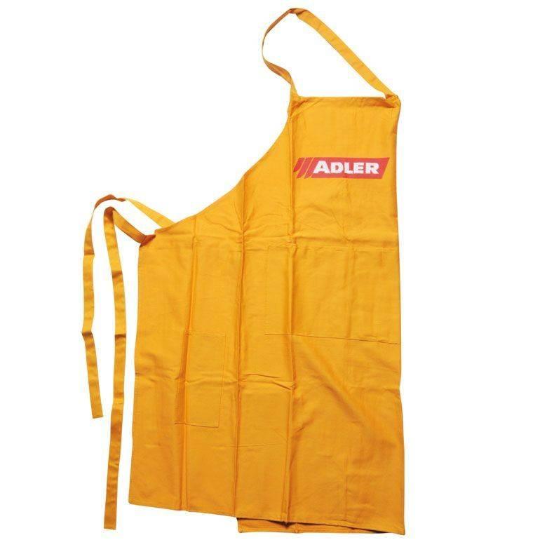 ADLER apron yellow
