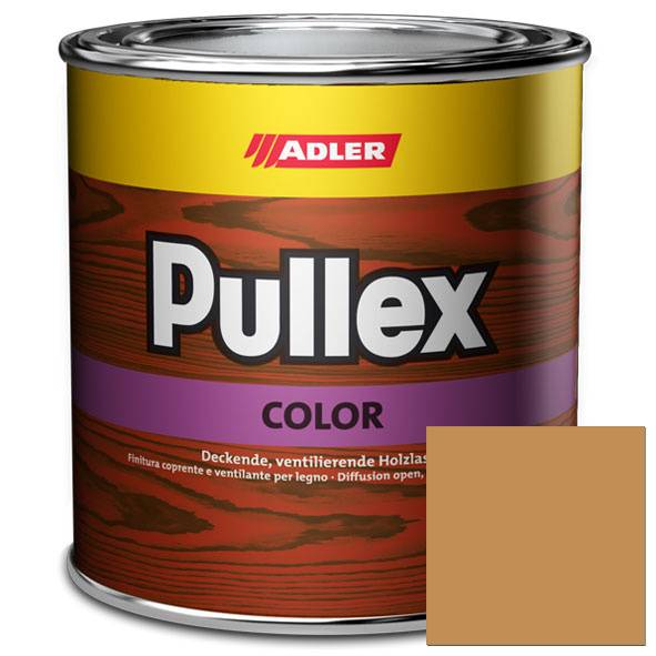 Opaque wood finish Pullex Color, Ocker (Ochre)