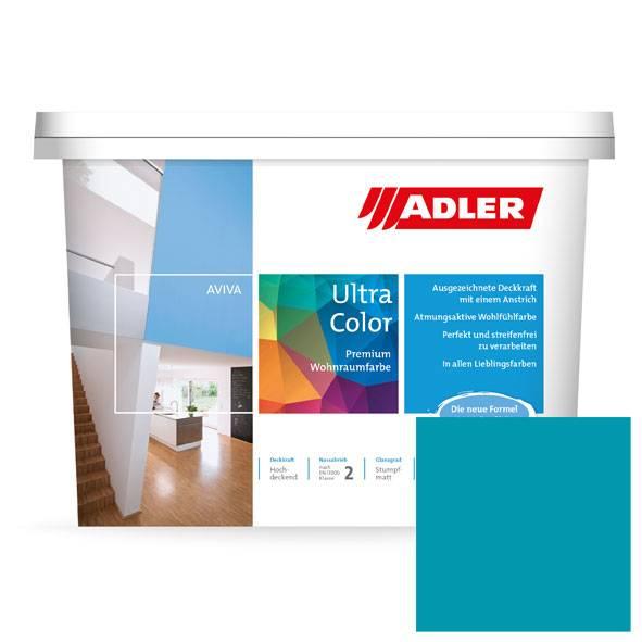 Premium wall paint Aviva Ultra-Color Deep Water C12-062-2