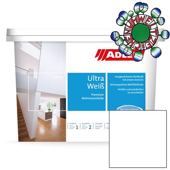 Aviva Ultra-Weiß, premium interior dispersion-paint, white