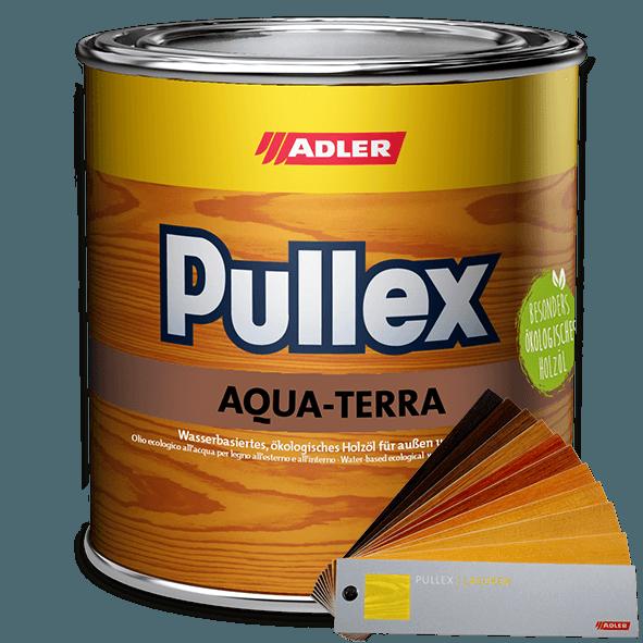 Pullex Aqua-Terra - ekologický olej na dřevo