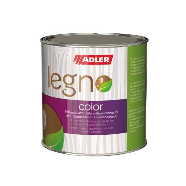 Legno-Color, natural wood oil for indoor, wide range of colours