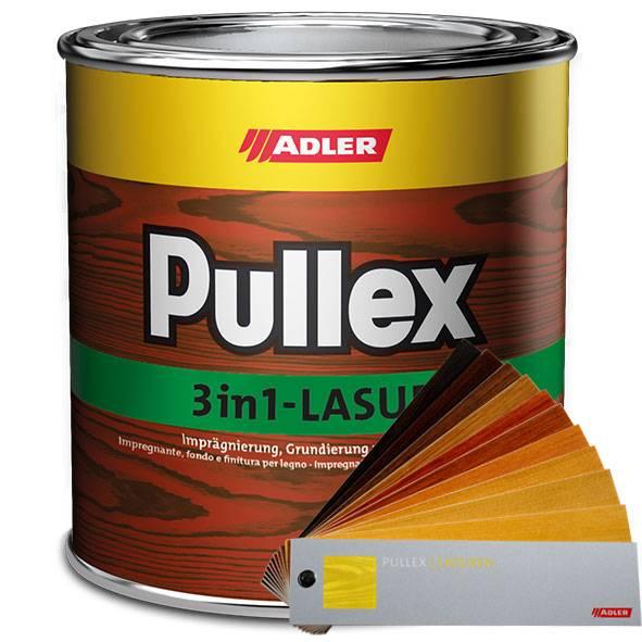 Pullex 3in1-Lasur - impregnační olejová lazura