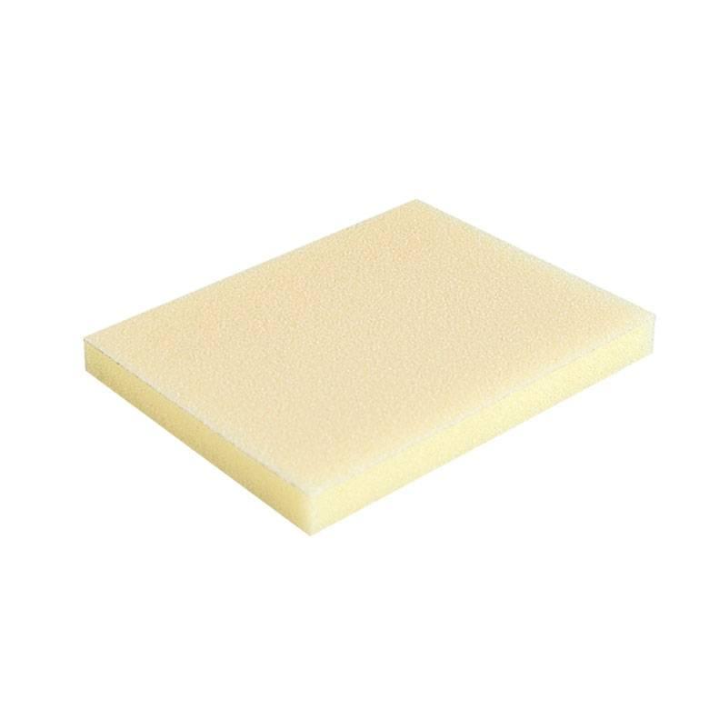 Abrasive mat white, grit size 100-220