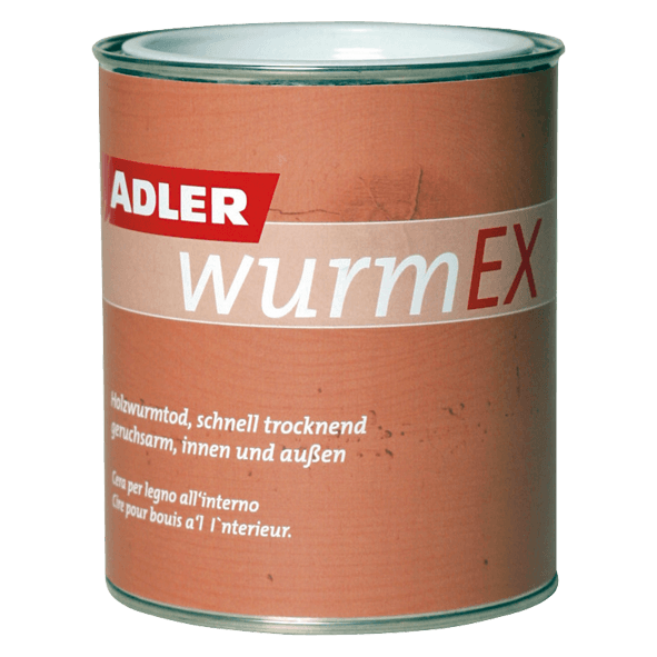Wurmex - against wood pests such as wood worms