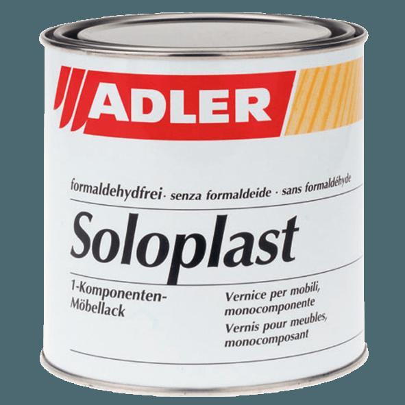 Nitro-clrear varnish, Soloplast