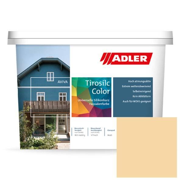 Aviva Tirosilc-Color universal facade paint, Carmen B04/4