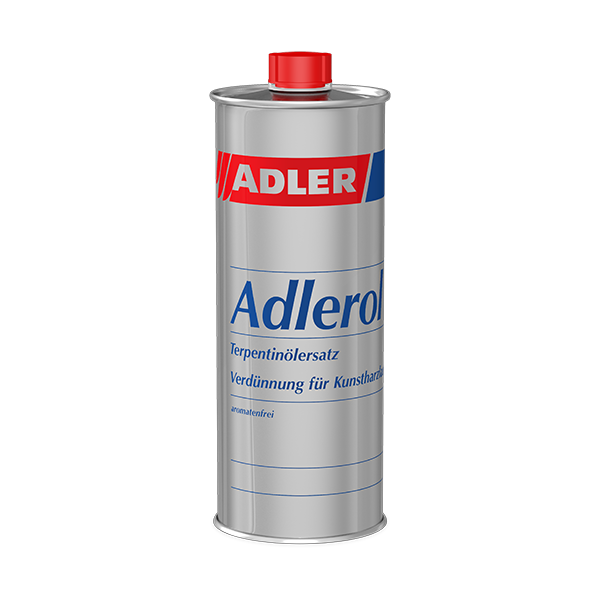 Adlerol cleaner, synthetic resin thinner