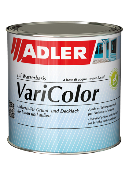 Clear coat, colourless & glossy, ADLER Varicolor