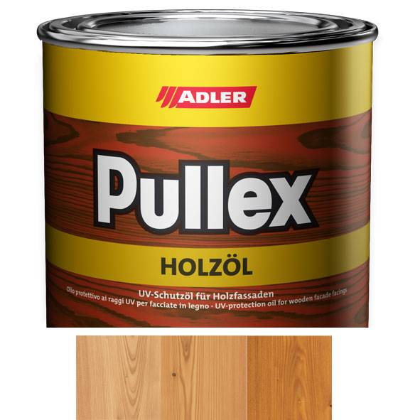Wood oil Pullex Holzöl, many wood colours available