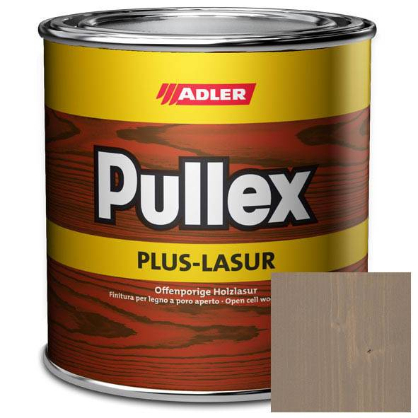 Wood glaze Pullex Plus-Lasur, silver back