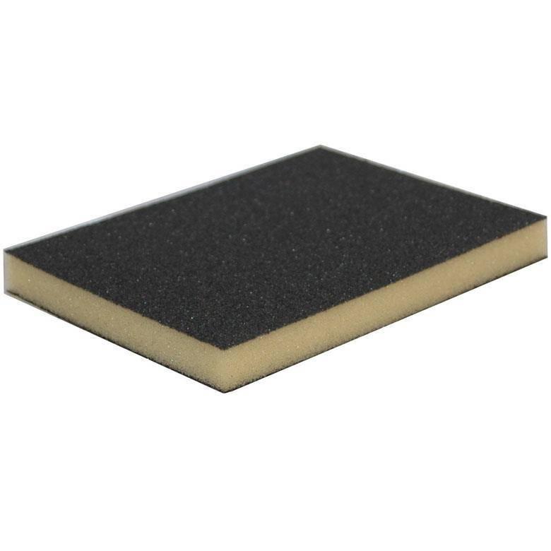 Abrasive mat black