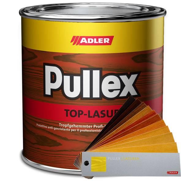 Pullex Top-Lasur - univerzální lazura na dřevo pro vnější použití